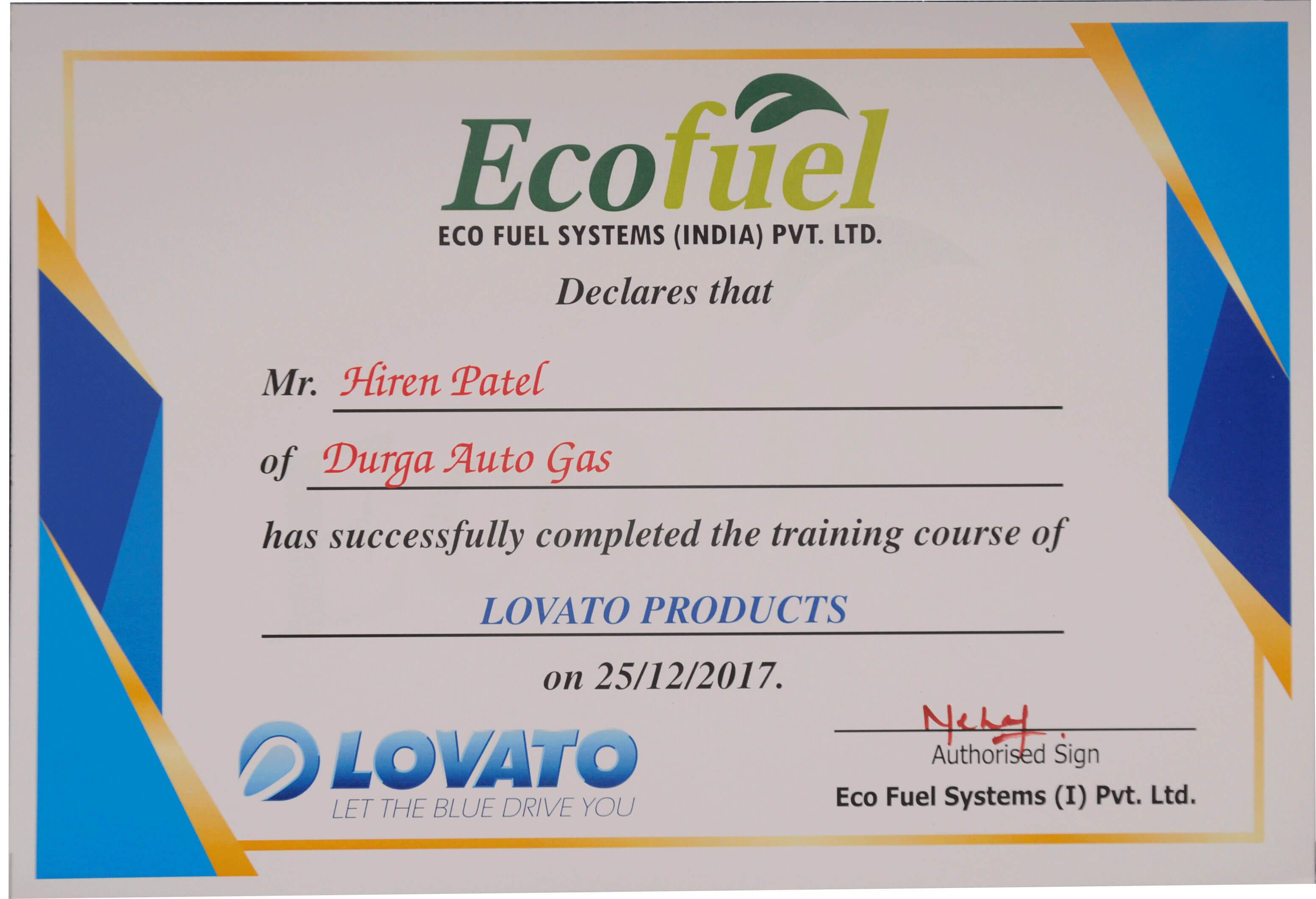 Durga Auto Gas Services in Ahmedabad